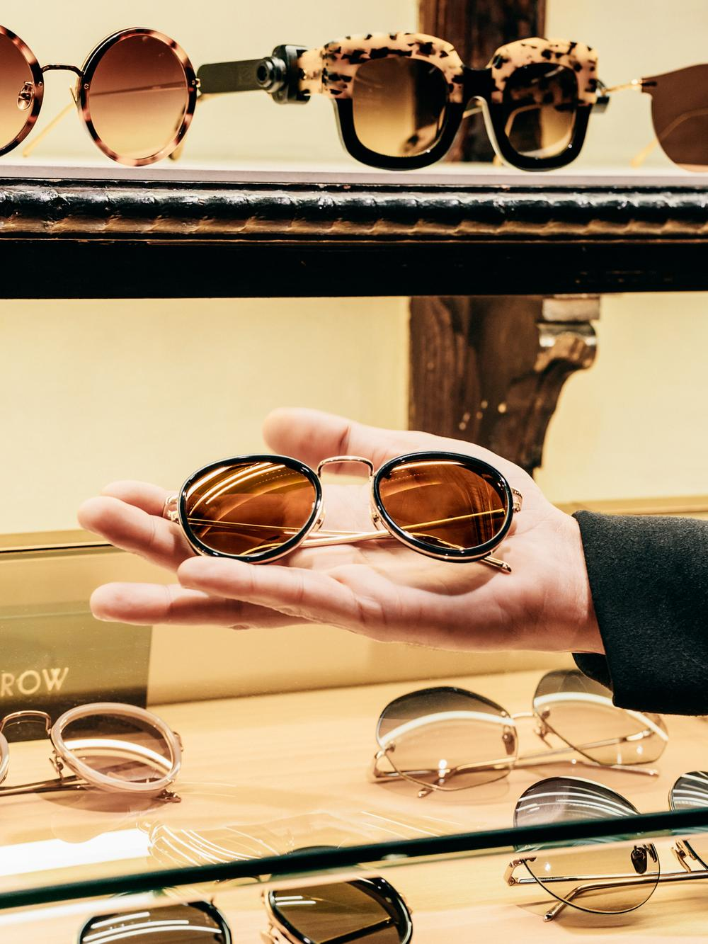 Best in class ptica toscana issue 101 magazine monocle - Optica toscana madrid ...