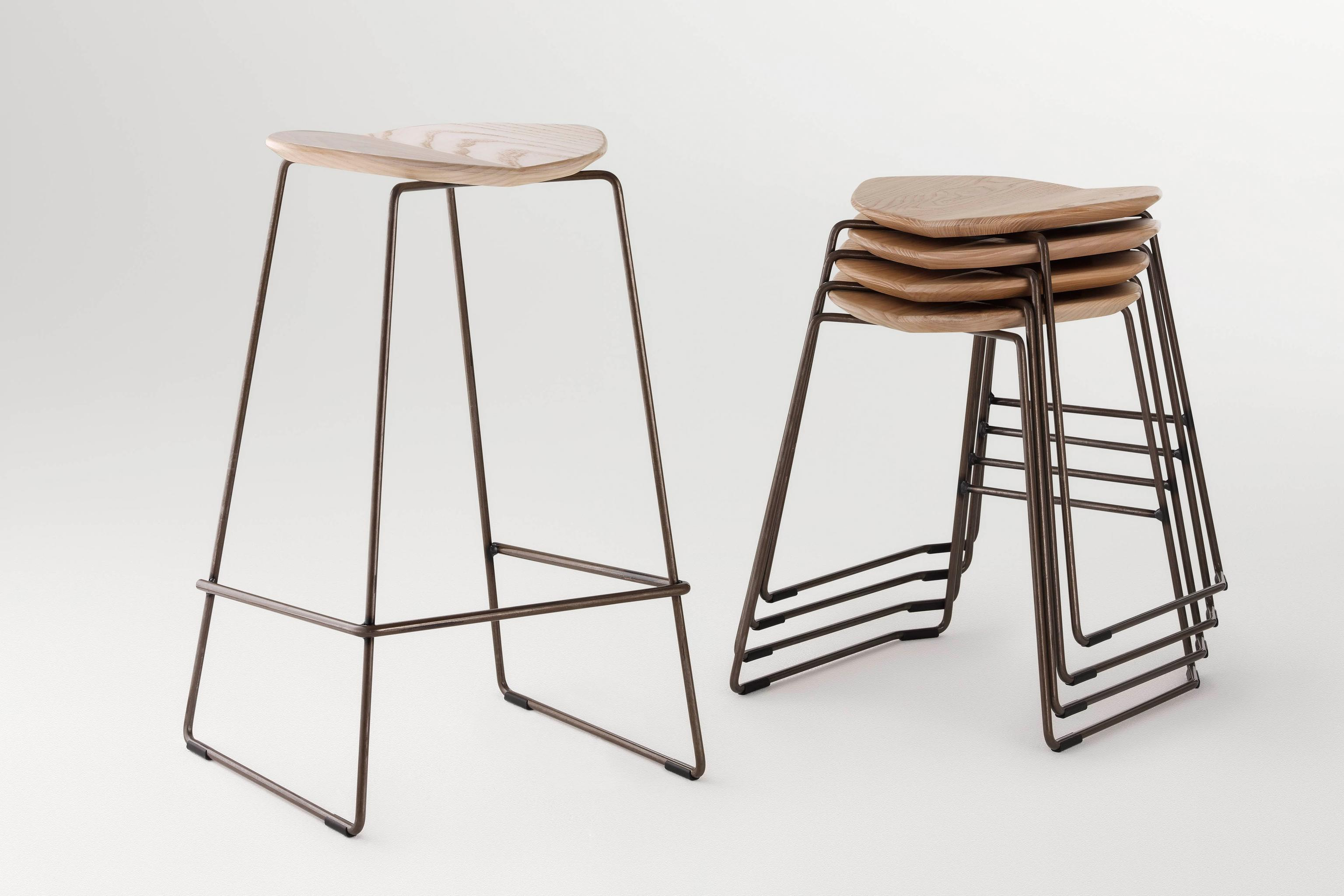 19  Duet Stacking Stools