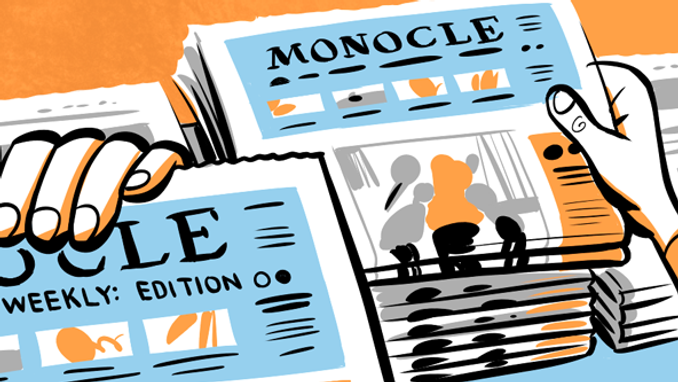 Editor\'s letter - Issue 110 - Magazine | Monocle