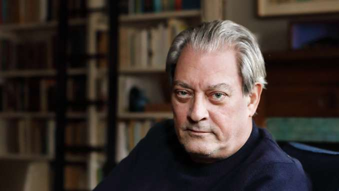 Image result for paul auster