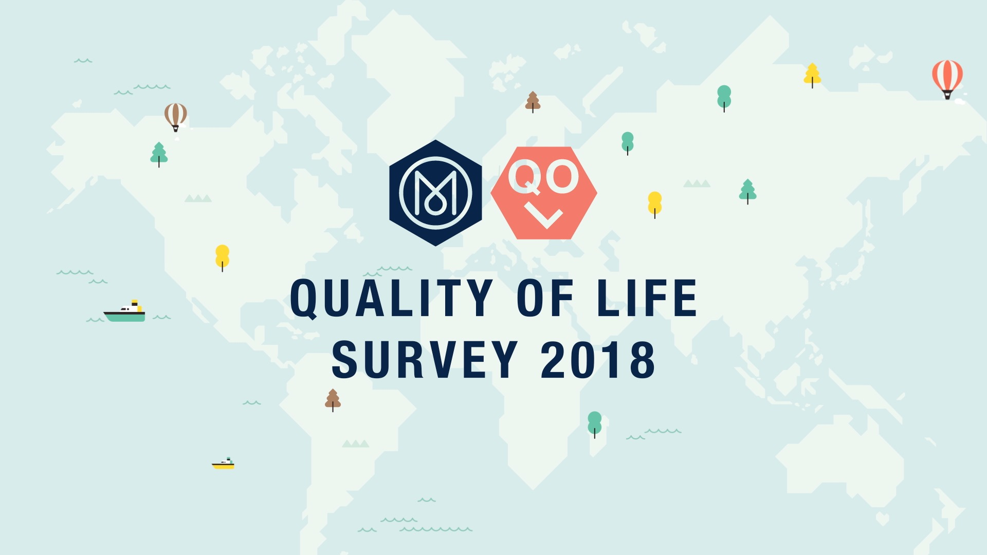 Quality of Life Survey: top 25 cities, 2018 - Film | Monocle