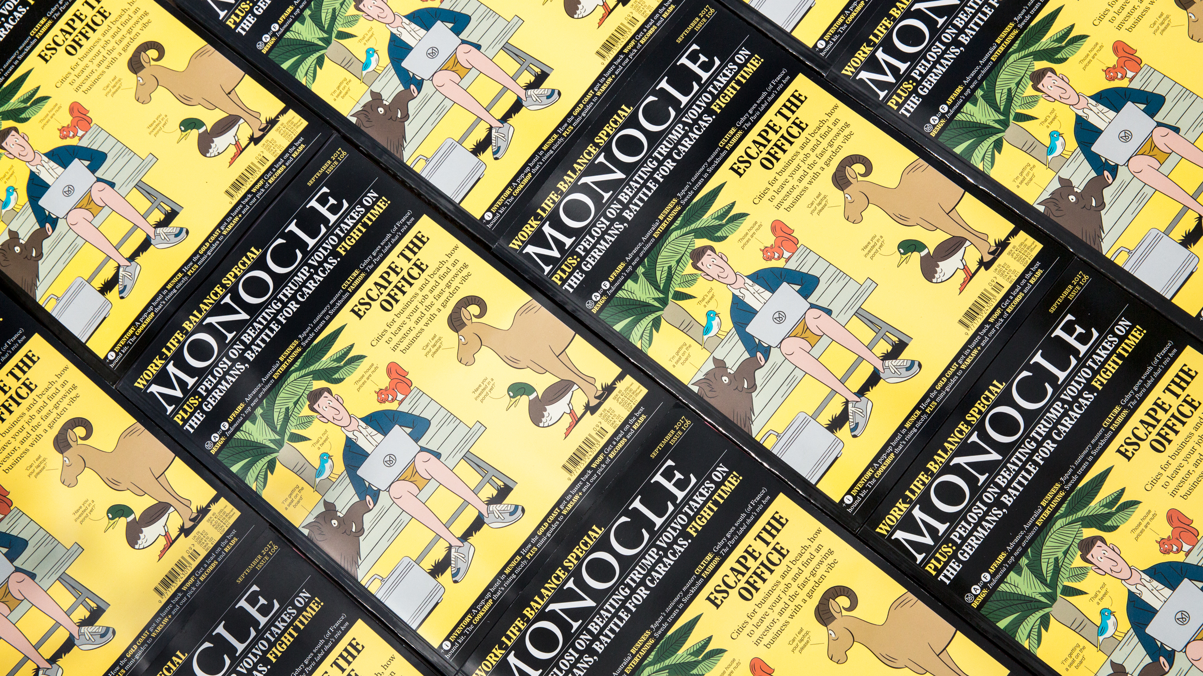 Monocle Preview September Issue 2017 Film Monocle