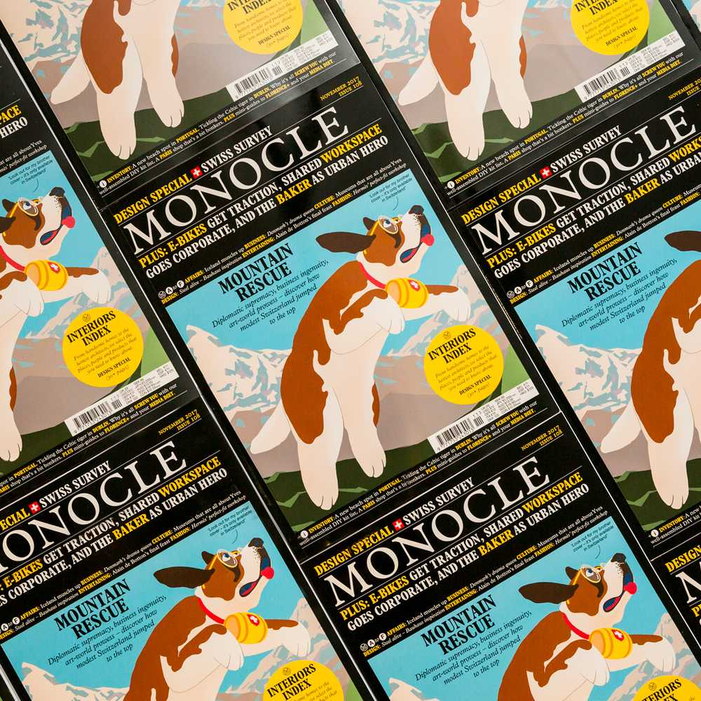 Monocle preview: November issue, 2017 - Film | Monocle