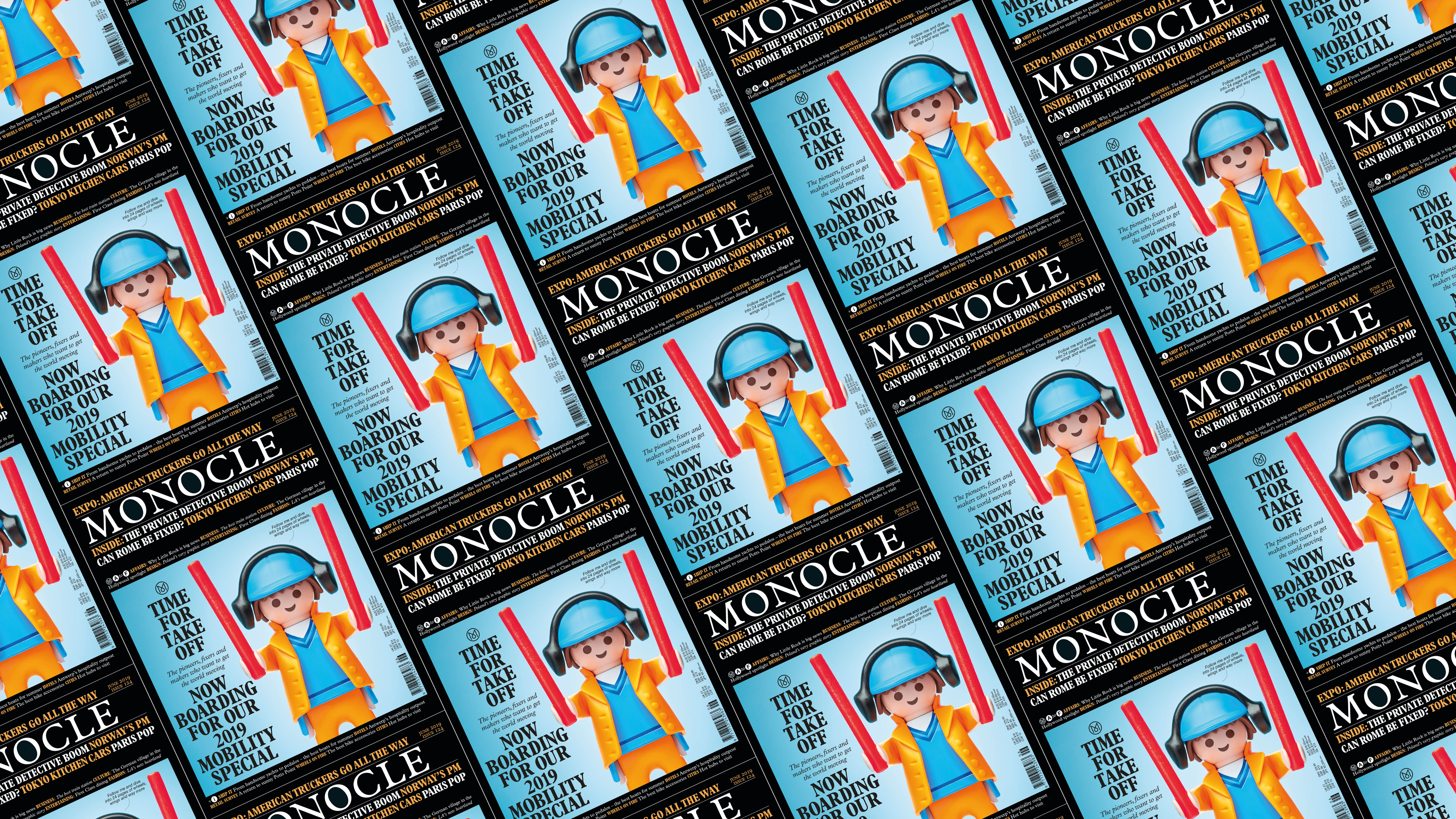 Monocle preview: June issue, 2019 - Film   Monocle
