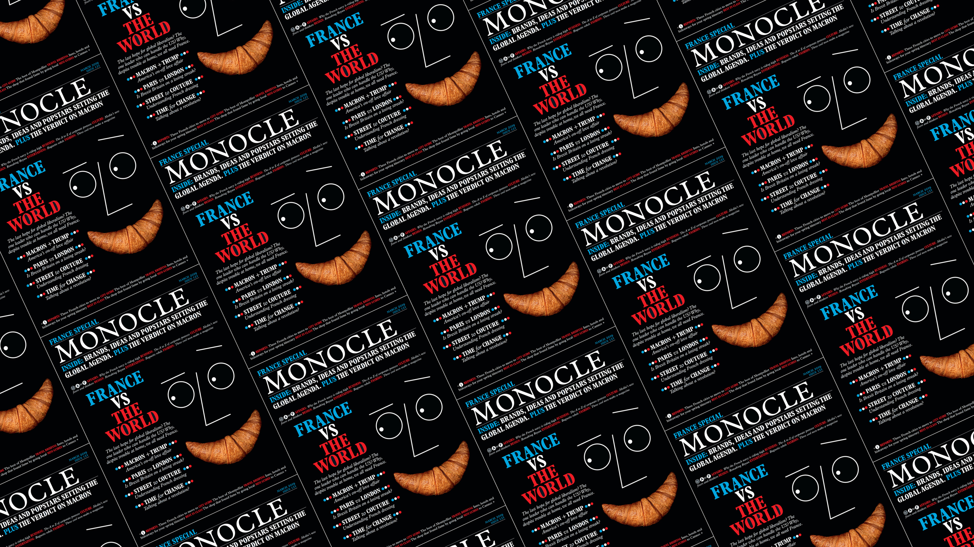 Magasin De Design Montpellier monocle preview: march issue, 2019 - film | monocle