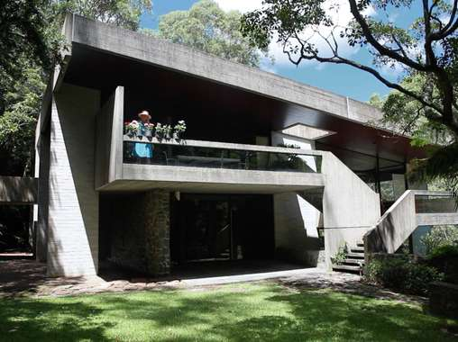 Sydney Residence: Harry and Penelope Seidler House - Film