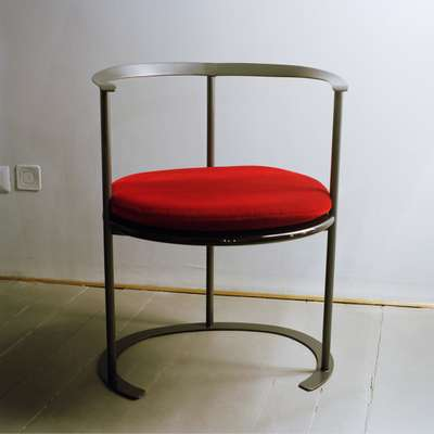 Catilina seat in Azucena showroom