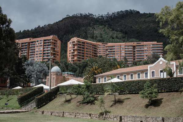 Monastery and flats in Usaquén