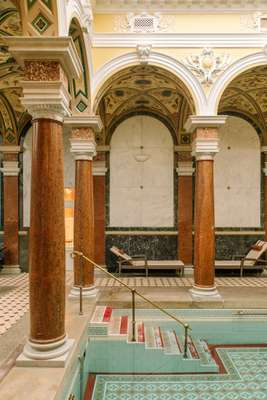 The Nove Lazne Ensana Health Spa Hotel's Roman Spa is the pinnacle of luxury at Marienbad
