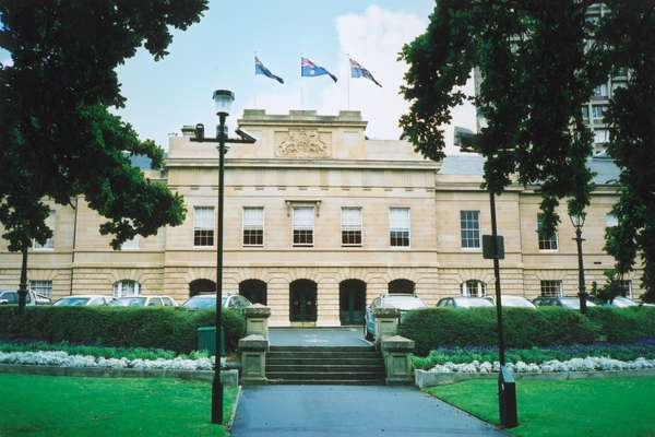 Parliament House, Hobart