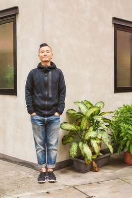 Dick Fai, founder of Seesaw Post Production
