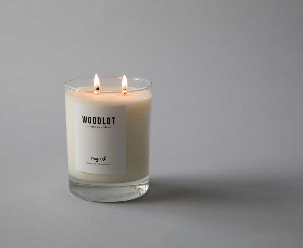 Candle by Woodlot