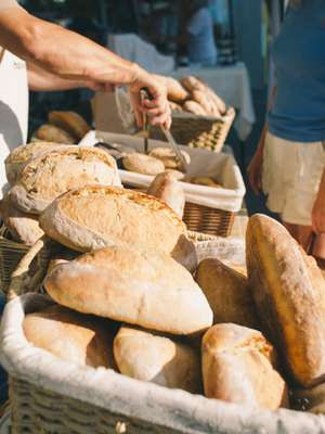 Humble Bread stand