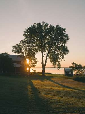 Sunrise in Prince Edward County