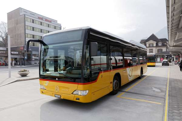PostAuto is Switzerland's leading bus company