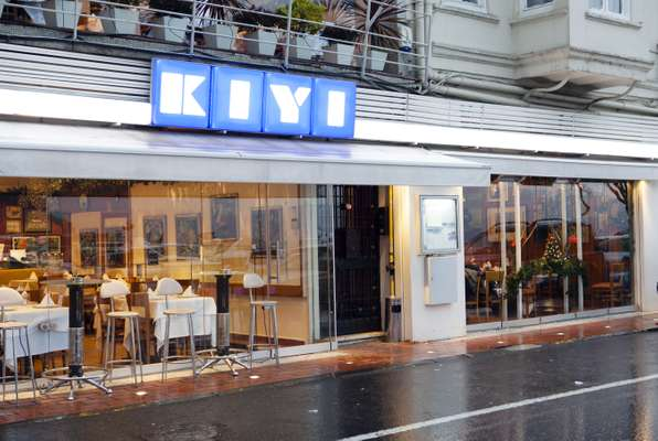 Kiyi restaurant in Tarabya