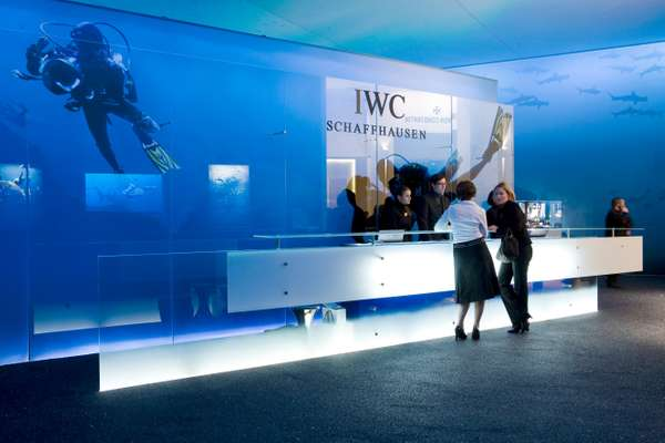 IWC's water world