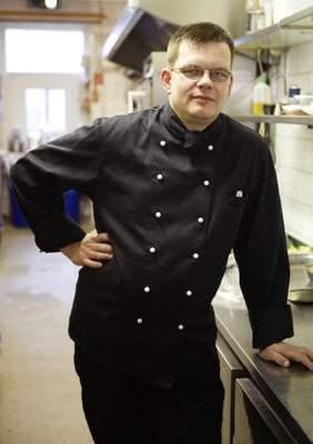 Chef Christian Drewetsch