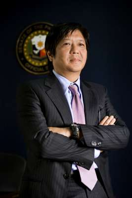 Bongbong Marcos, Imelda's son and the Philippines' potential president
