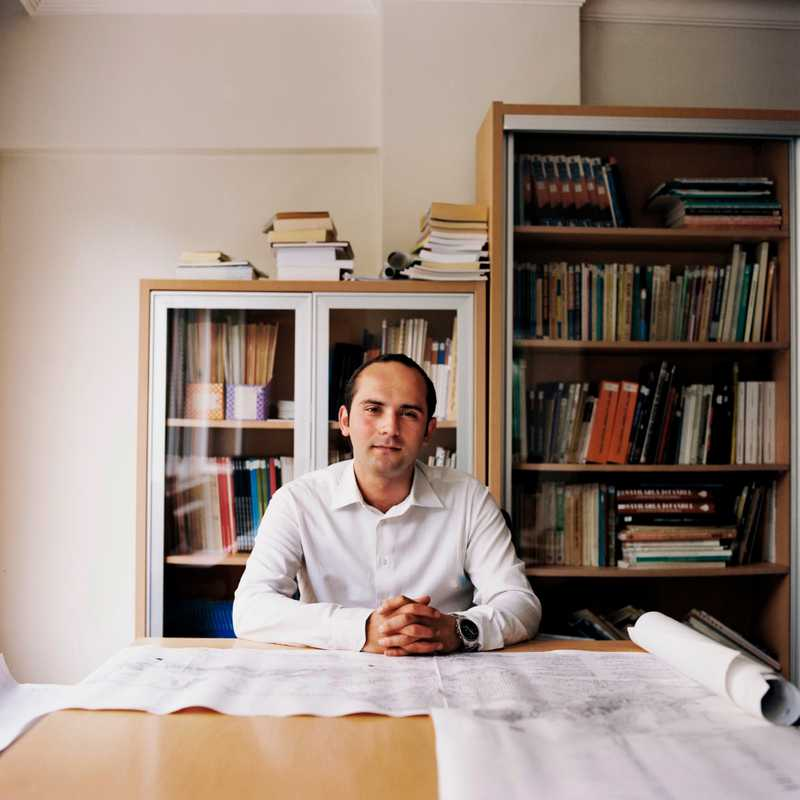 Tayfun Kahraman, chairman of the Turkish Chamber of Urban Planners, Istanbul branch
