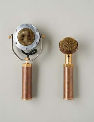Graham's Ear Trumpet Labs is a lair of hand-wired electronics
