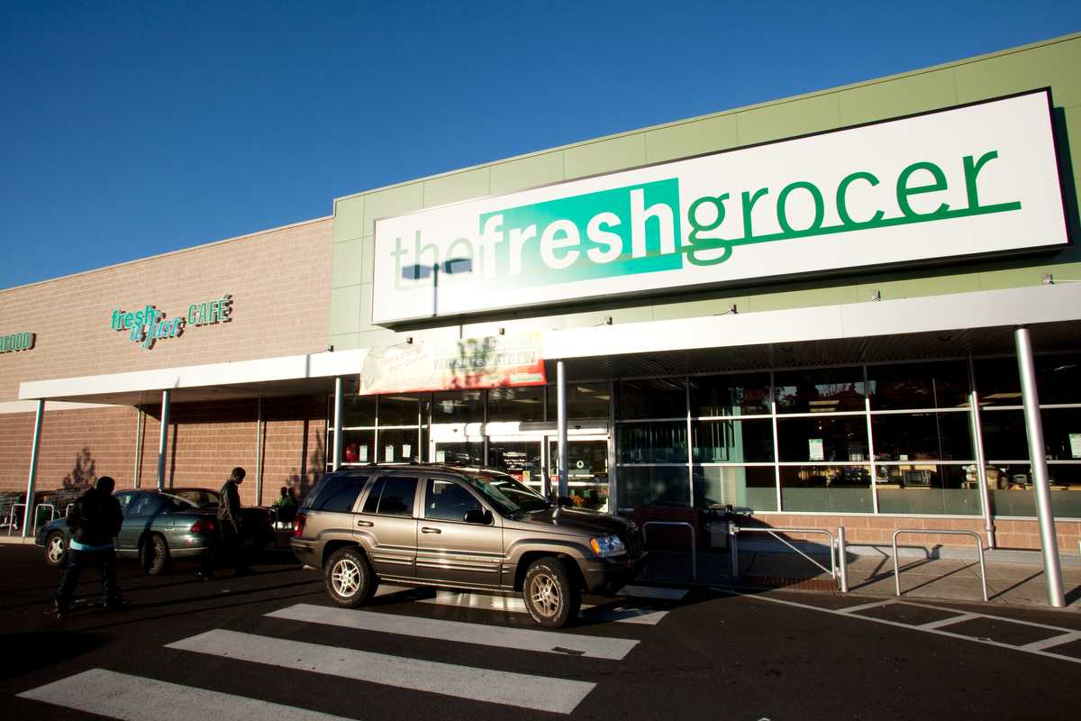 The Fresh Grocer, Pennsylvania