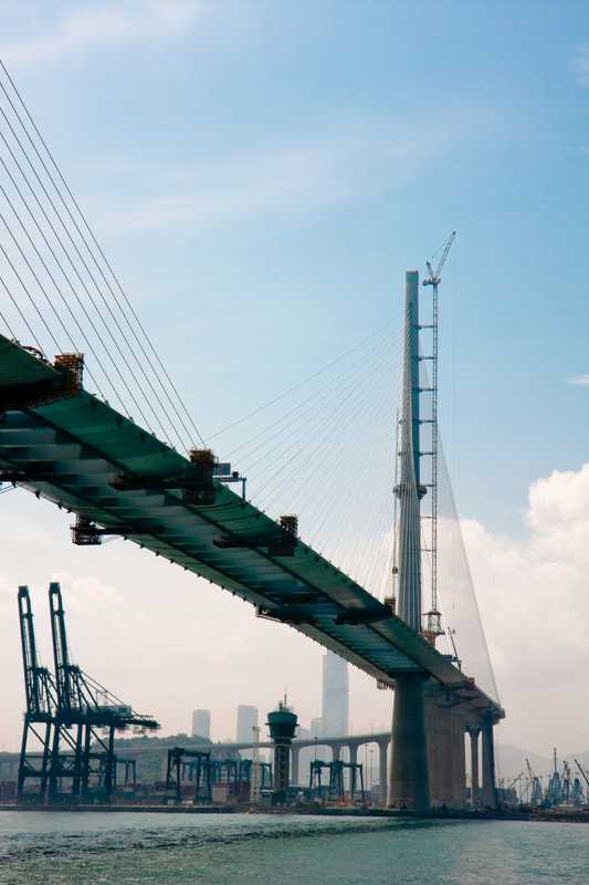 Stonecutters Bridge, Hong Kong