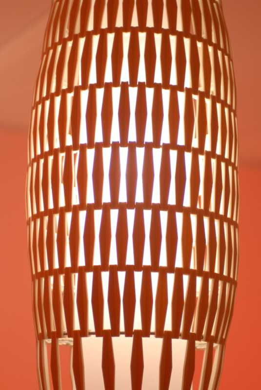 Foscarini 'Tropico' light by Giuilo Lacchetti