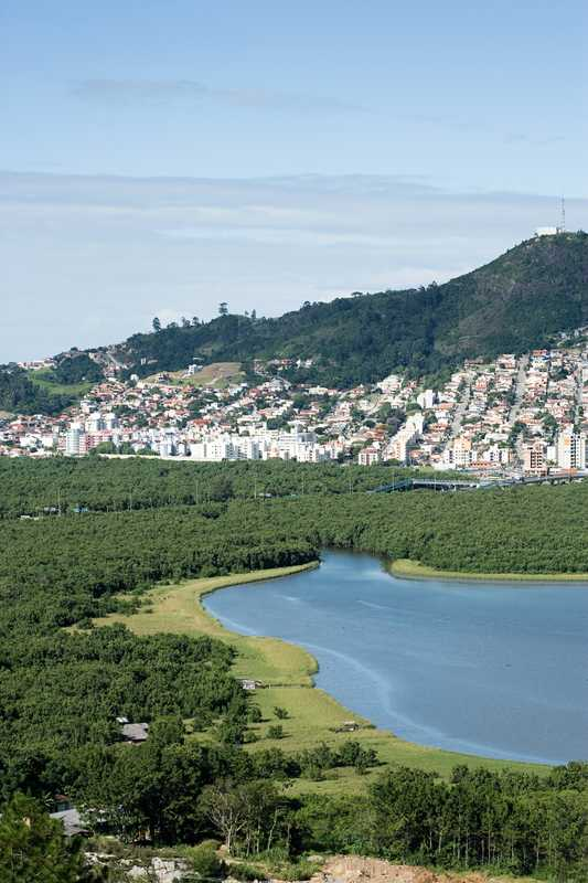 View of Florianópolis
