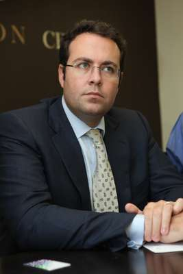 Bank of Palestine CEO Hashem Shawa
