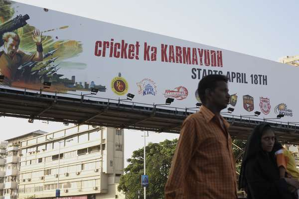 'Cricket is War'