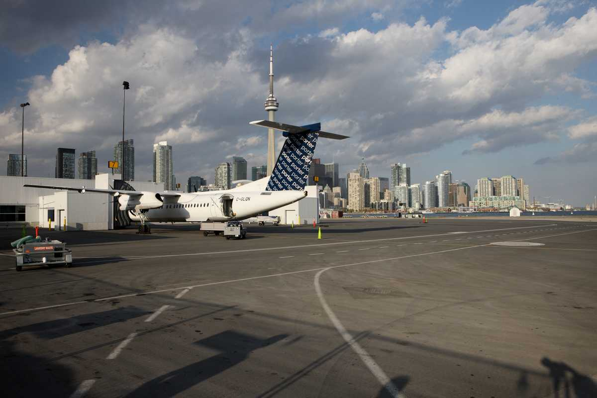 Billy Bishop Airport