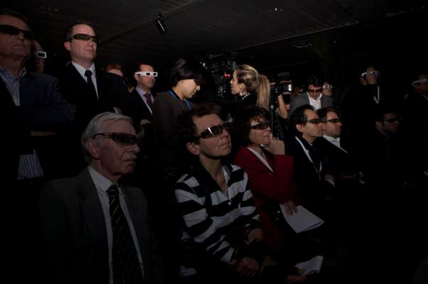3D viewing at Hublot