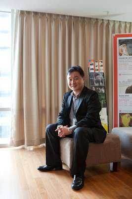 Kini Kim, senior vice president CJ Entertainment