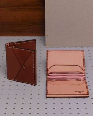 10. Barrett Alley/wallets