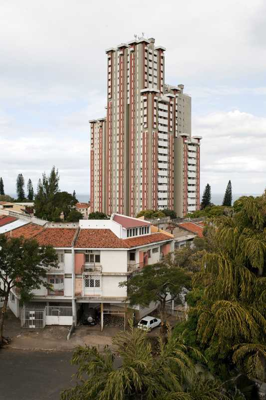 Torres Vermelhas buildings, built in 1970