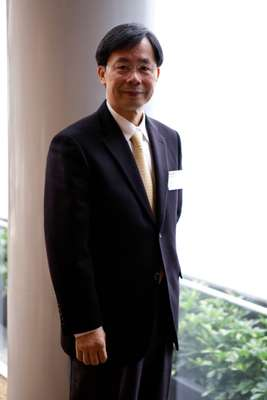 TS Wong, chairman of HKTDC