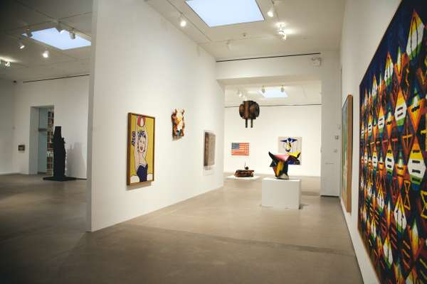 534 West 25th Street gallery, New York