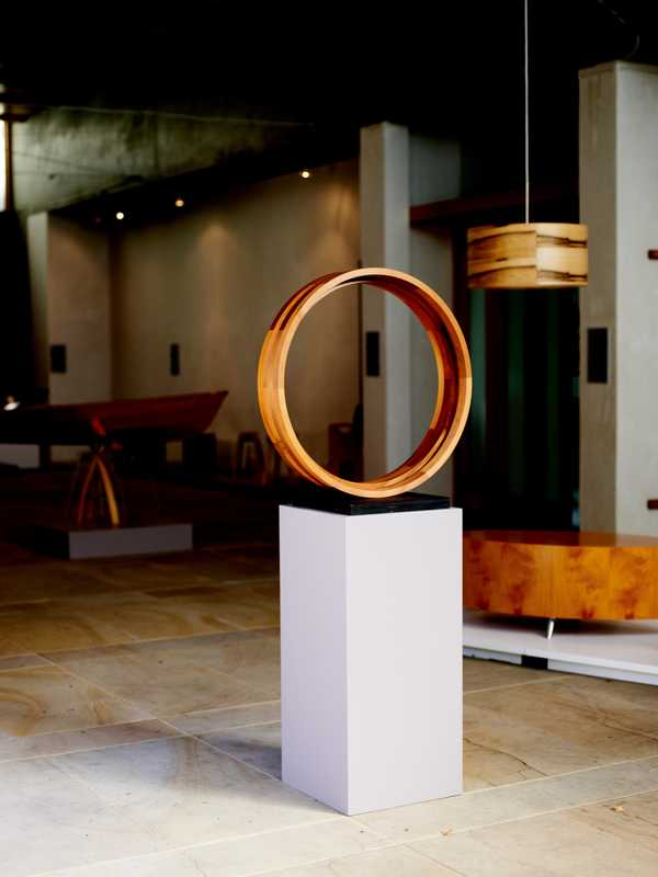 Design Centre Tasmania's wood collection