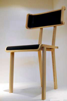 Albion chair by Sebastian Herkner