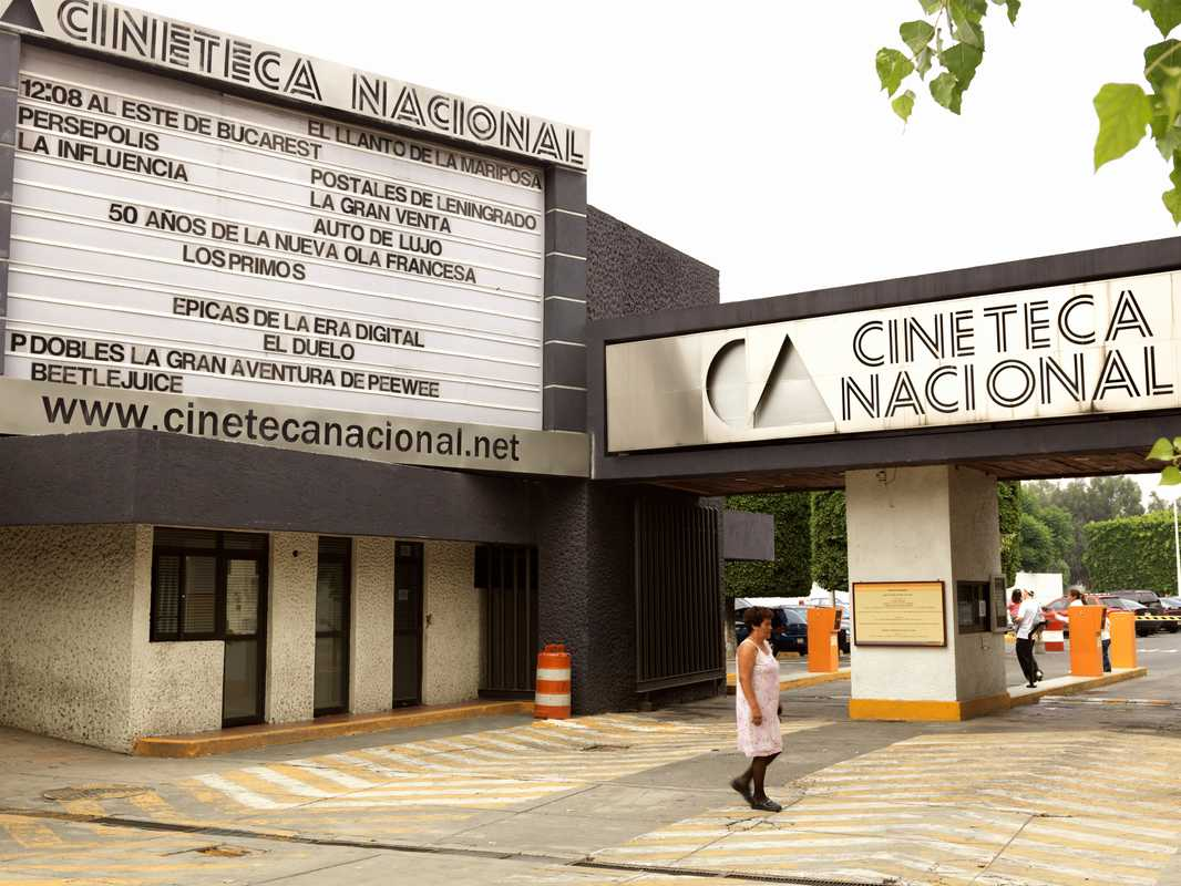 The state-owned Cineteca Nacional: arthouse cinema and film archive