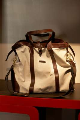 Canvas bag by Daniel & Bob