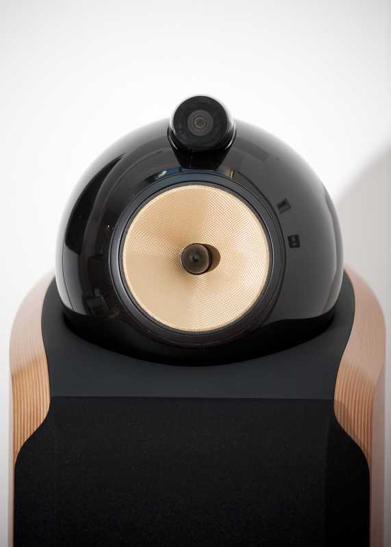 Native's loudspeakers for Bowers and Wilkins