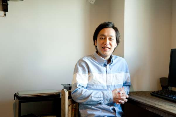 Yuichi Hagiwara moved into The Share in December
