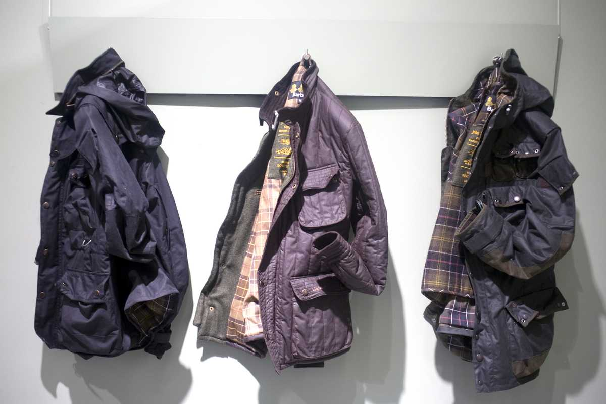Barbour x To Ki To jacket
