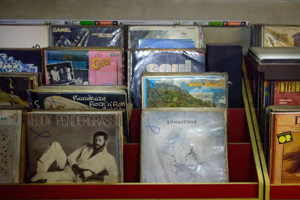 Super Out's collection of 1970's music