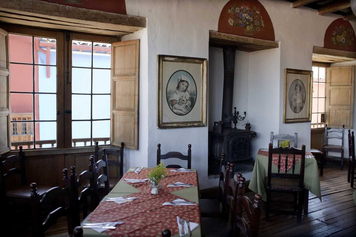 Fulanitos restaurant