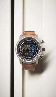 12- Suunto watch