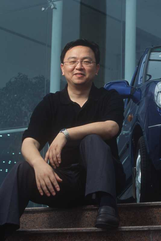BYD CEO, Wang Chanfu