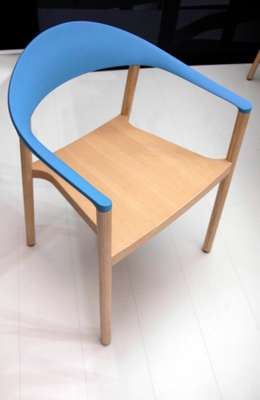 Monza chair for Plank by Konstantin Grcic